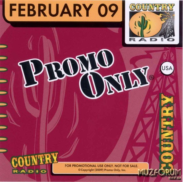 Promo Only Country Radio February